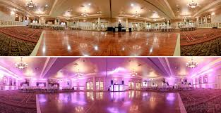uplighting wedding lighting for weddings events in ct local motion entertainment