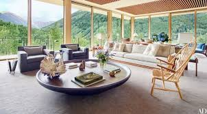 mountain home interior design 13 rustic mountain homes photos architectural digest