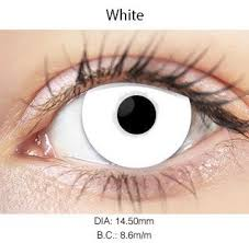 white color contact lenses colored contacts lenses