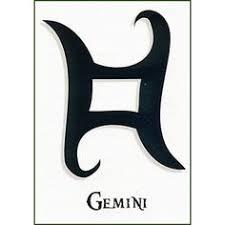 gemini zodiac star sign horoscope symbol galaxy by lochnessstudio