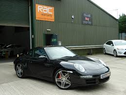 used 2007 porsche 911 carrera 4 tiptronic s for sale in
