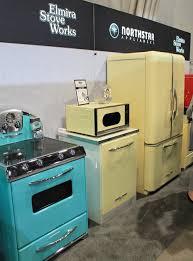modern retro kitchen appliance northstar vintage style kitchen appliances from elmira stove works