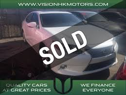 lexus hybrid used car prices 2013 used lexus es 300h 4dr sedan hybrid at vision hankook motors