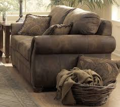 microfiber sofa and loveseat fancy leather look microfiber sofa 51 in table and chair inspiration
