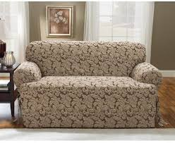 2 Piece T Cushion Loveseat Slipcover Best 25 Loveseat Slipcovers Ideas On Pinterest Sectional Couch