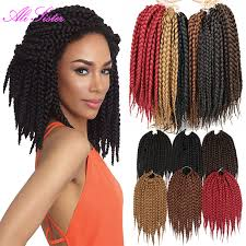 box braids hairstyle human hair or synthtic find more bulk hair information about 12 box braids hair afro