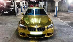 bmw e60 gold car bike fanatics gold plated bmw m5