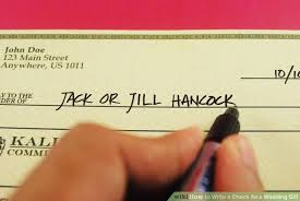 wedding gift or check how to write a check as a wedding gift 4 steps news today