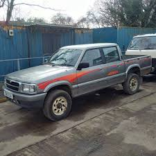 mazda b2500 1998 mazda b2500 4x4 pick up simply exports