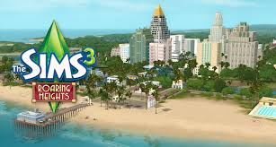 sims 3 apk mod roaring heights store the sims 3
