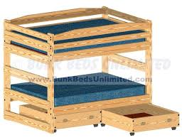 best 25 full size bunk beds ideas on pinterest bunk beds with
