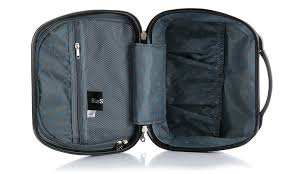 60 Piece Vanity Case Bluestar Two Piece Suitcase Set Groupon Goods