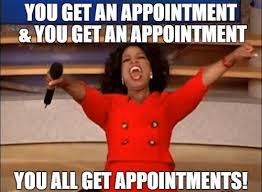 Doctor Appointment Meme - gut feelings a cdh1 journey appointments appointments everywhere