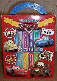 disney pixar cars 12 board books u0027s worth
