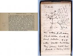 young darwin u0027s marginalia shows evolution of his theory wired