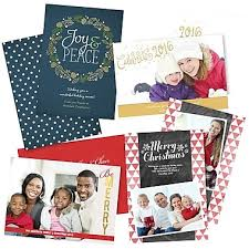 custom holiday photo cards staples