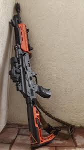 amazon black friday tactical rifle case custom ak with orange magpul furniture find our speedloader now