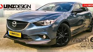 mazda m6 mazda 6 tuning youtube