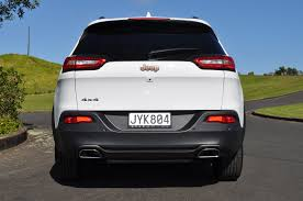 jeep cherokee 75th anniversary edition 2016 new car review trade me