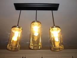 Upcycled Wine Bottles - beautiful upcycle wine bottle into pendant light fixtures how tos