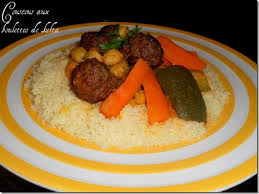 cuisine sherazade couscous aux boulettes de kefta les joyaux de sherazade idee
