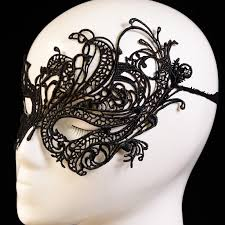 carnival masks black eye mask for party mask venetian carnival mask masquerade