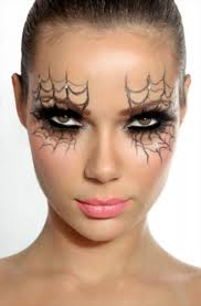 halloween eye makeup ideas red amp black halloween make up
