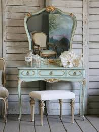 Upcycled Vanity Table Victorian Vanities With Royal Style
