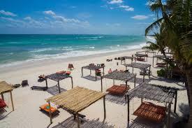 amansala resort hotel spa tulum mexico