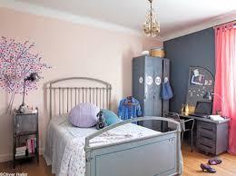 style chambre fille chambre fille style industriel gris idées peinture
