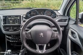 peugeot car interior 2016 facelift peugeot 2008 review carwitter
