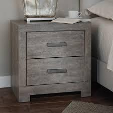 Black Wood Nightstand Nightstands U0026 Bedside Tables You U0027ll Love Wayfair
