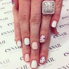 White Pink Nail 15 Pink Nail Arts You Must Pretty Designs