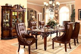 Formal Cherry Dining Room Sets Furniture Splendid Cherry Wood Dining Room Set Solid Formal Sets