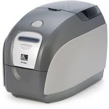 zebra p110i id card printer system id card printer system