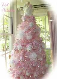 Shabby Chic Christmas Tree by My Shabby Chic Pink Christmas Tree 2016 U003c3 Mel U0027s Pink Christmas
