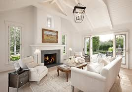 Interior Design High Ceiling Living Room 23 Traditional Living Rooms