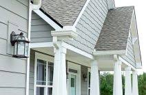 lovely light gray exterior paint colors on exterior within front