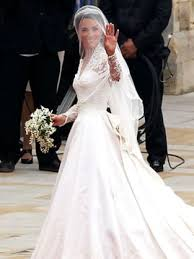 blair wedding dress royal wedding dress fashion kate middleton vs blair