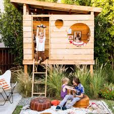 how to create the ultimate backyard fort sfgate