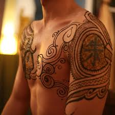 menna u0027 trend sees men wearing intricate henna tattoos bored panda