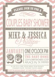 baby shower for couples couples baby shower invitations cookout design of coed baby