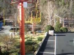 Chair Lift In Gatlinburg Tn Chairlift Ride In Gatlinburg Tennessee Youtube