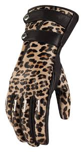 thor motocross gloves icon 1000 catwalk leopard women u0027s gloves cycle gear