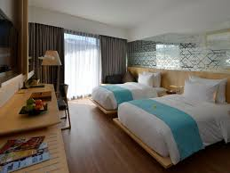 Twin Bed Vs Double Bed Hotel Best Price On Ize Hotel Seminyak In Bali Reviews