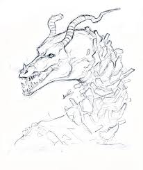 dragon sketches of dragons how to train your dragon games