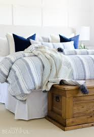 diy blanket diy blanket storage chest a burst of beautiful