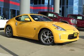 nissan yellow new 2017 nissan 370z sport tech 2dr car in folsom n42525 future