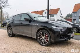 Maserati Levante S 9 February 2017 Autogespot