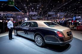 bentley 2016 2016 geneva bentley mulsanne modcarmag